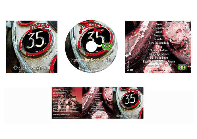 Creation for music disc