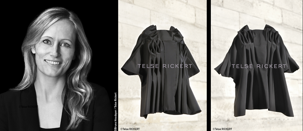 Telse Rickert // German Fashion designer