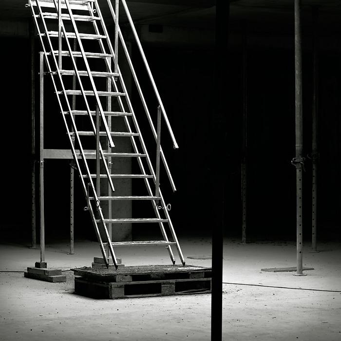 / photographies artistiques de chantiers