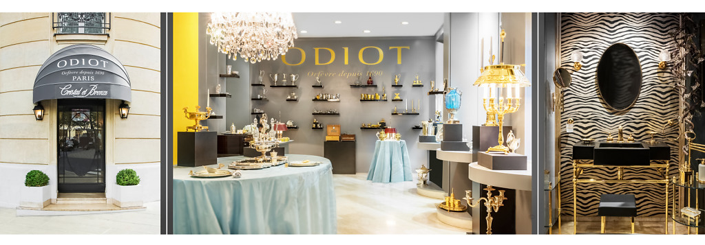 ODIOTShowroom  Paris