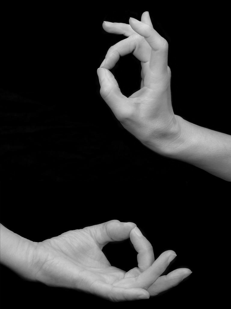 Portraits de Mudras : Coeur des Mains