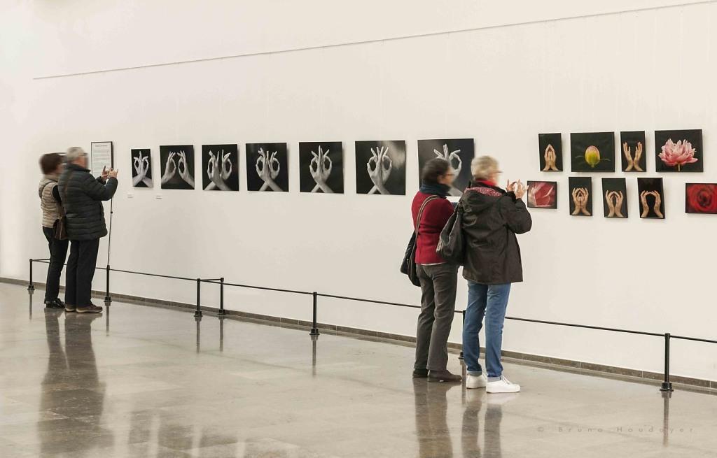 """>> Exposition/parcours photo """"VOYAGE AU COEUR DES MAINS"""" - Vincennes 8-30 janvier 2019"""