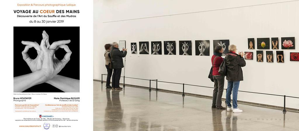 Exposition Ville de Vincennes 2019