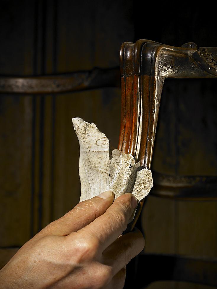 Jean de Dreuille - Ebeniste d'art - Gestes Artisanat d'art photographie