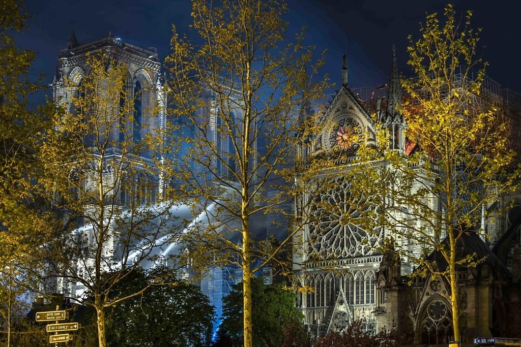La Grâce : Notre-Dame de Paris