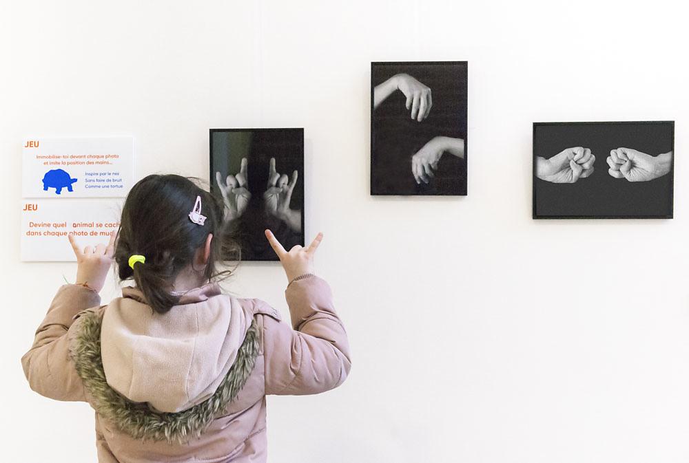 """Exposition itinérante """"Voyage au Coeur des Mains"""""""