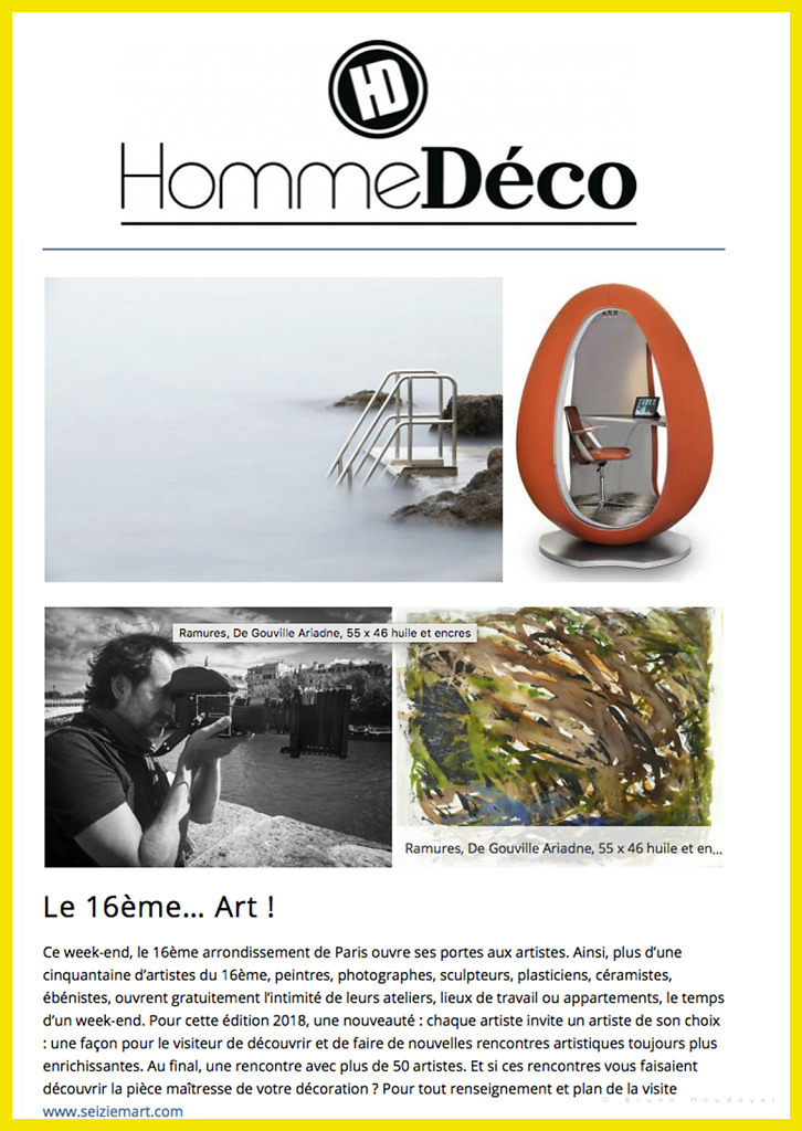 Magazine Home Déco 2018