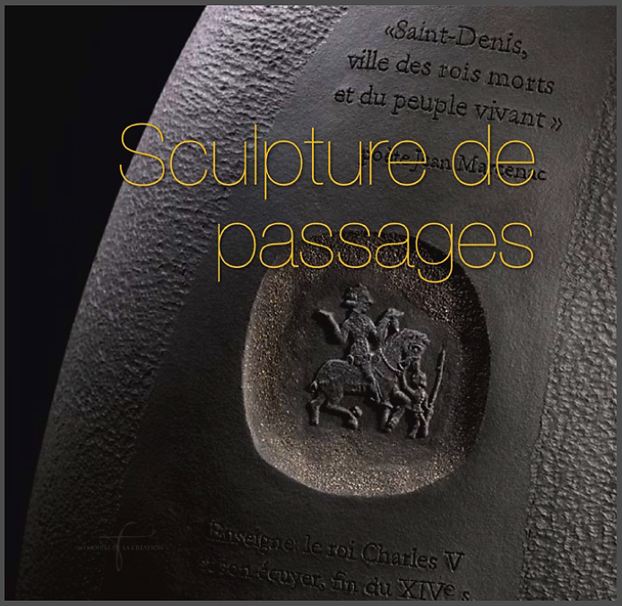 Livre Sculptures de Passage